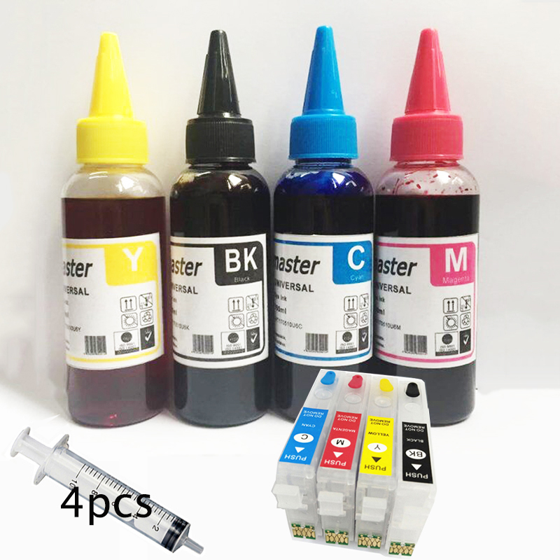 Einkshop 29XL T2991 Refillable Ink Cartridge For Epson T2991  T2994 XP235 XP-332 XP-335 XP432 XP-435 XP 235 332 432 247 ARC Chip