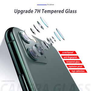 Image 5 - Tempered Glass for iPhone 11 Pro Max Protective Glass Camera Lens Glass Carbon Fiber Sticker Film for iPhone 11 Pro Max Film