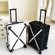 Trolley-Case Universal-Wheel Small 20 And Student Password-Box Female Portable 24inch