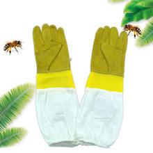 Перчатки с защитой от пчелы перчатки из полиэстера и хлопка