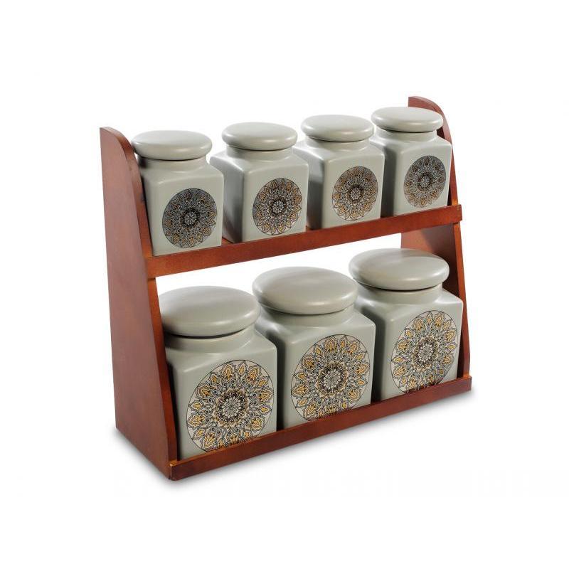 Set jars bulk Art East, 8 items myfmat foot car floor mats for chevrolet optra malibu malibu xl camero epica aveo lova cruze lova rv trax cavalier equinox spark
