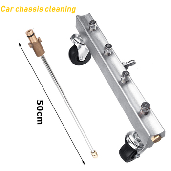 For Nilfisk/Stihle.13 inch high pressure washer water broom, for Car chassis, road cleaning electric washer cleaner 2018 high pressure washer foam gun kit for nilfisk quick connect professional pressure washer machine for car cleaning mowg005