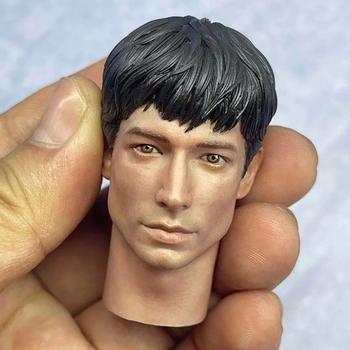 1 6 Barry Ezra Miller rzeźba głowy rzeźba Model pasuje 12 #8222 figurka ciała tanie i dobre opinie lalki Adult Adolesce MATERNITY W wieku 0-6m 7-12m 13-24m 25-36m 4-6y 7-12y 12 + y 18 + CN (pochodzenie) Unisex inny PIERWSZA EDYCJA