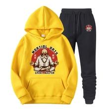 New Hoodies Old man Long Zhu Big picture Sweatshirt Men/Women Long Sleeve Hoodie Mens Casual Hoody Fashion Hip Hop Streetwear Pu цена в Москве и Питере