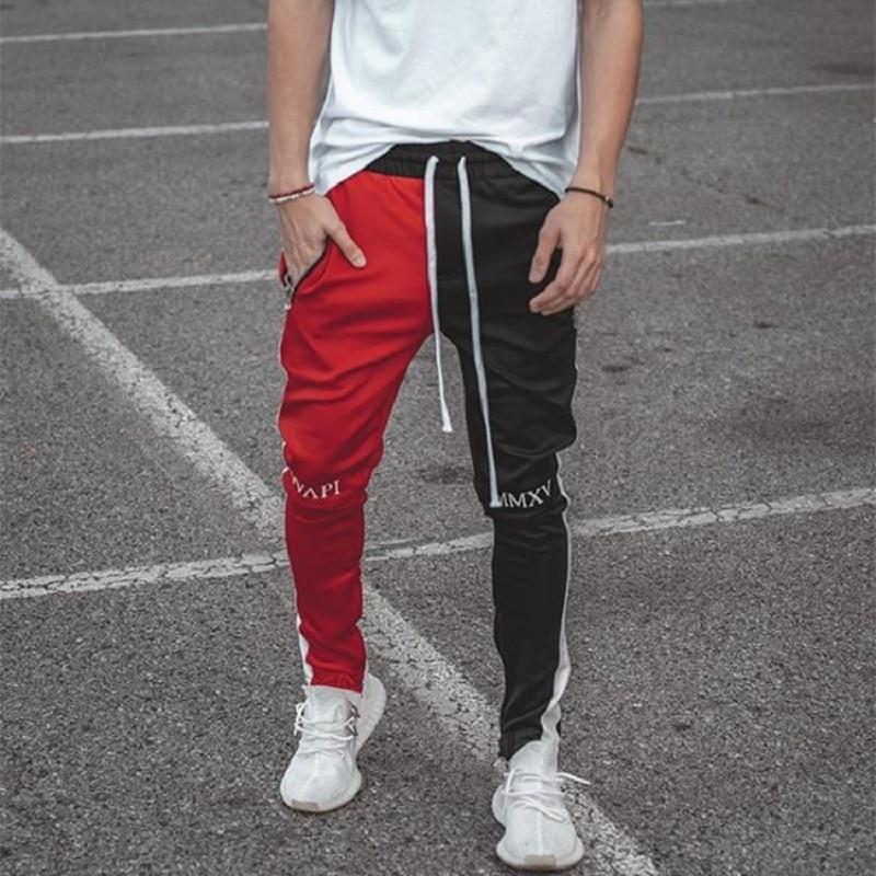 High Quality Mens Joggers Sweatpants Casual Fashion Male Pant Hip Hop 2020 Man Tight Trousers Streetwear Pants Men