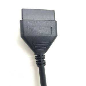 Image 4 - وصلة تمديد جديدة أصلية 100% X431 Idiag كابل OBD16 pin For Idiag easydiag أندرويد ios /5C/V/PRO/GOL شحن مجاني