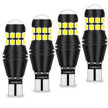 Светодиодные лампы заднего хода w16w t15 canbus для volvo s60l
