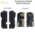 Цветные для Blackview BV5900 громкие запасные части для динамиков для Blackview BV5900 USB плата для зарядки высокое качество аксессуары для телефонов