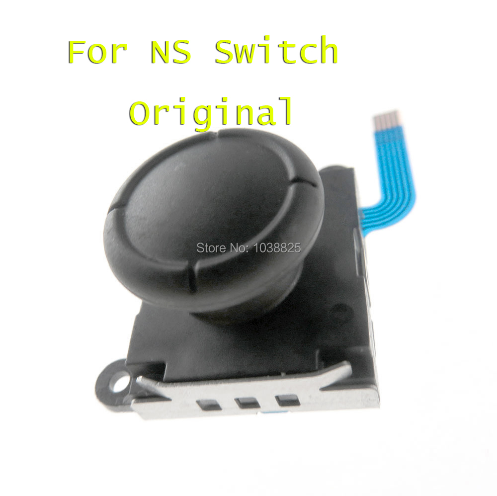 Original High Quality 3D Analog Joysticks Thumbstick Replacement For Nintend Switch For NS Joy-Con Controller Stick