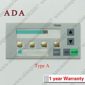 Used Free Ship 1PC Siemens TD200 6ES7272-0AA20-0YA0 Text Display