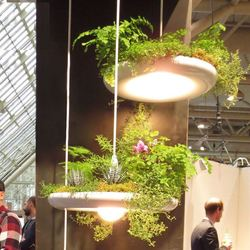 Ogrodowy lampa wisząca do ogrodu balkon salon Bar sklep oświetlenie wiszące oprawa projekt zawieszenie rośliny żyrandol