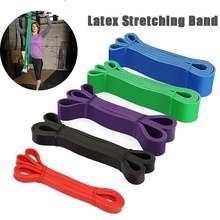 Тянущиеся латексные ленты для фитнеса портативные тянущиеся