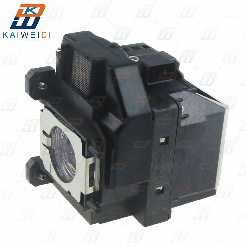 For ELPLP67 Projector lamp with Housing for EPSON HC710HD Megaplex MG-50 MG-850HD EB-C250W EB-C15S EB-C05S EB-W12 EB-C35X C215S