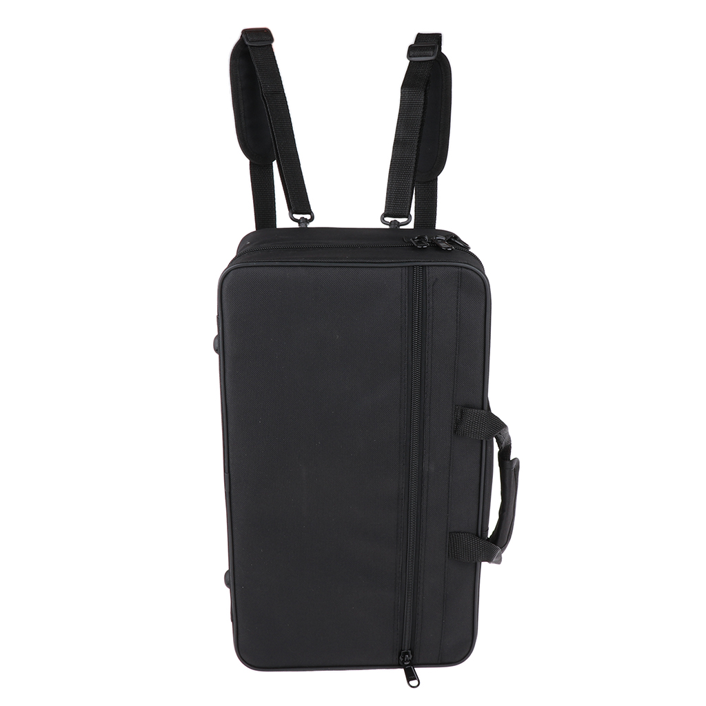 Nylon Cornet Case Gig Bag With Removable Strap And Carry Handle, Lightweight Portable Waterproof