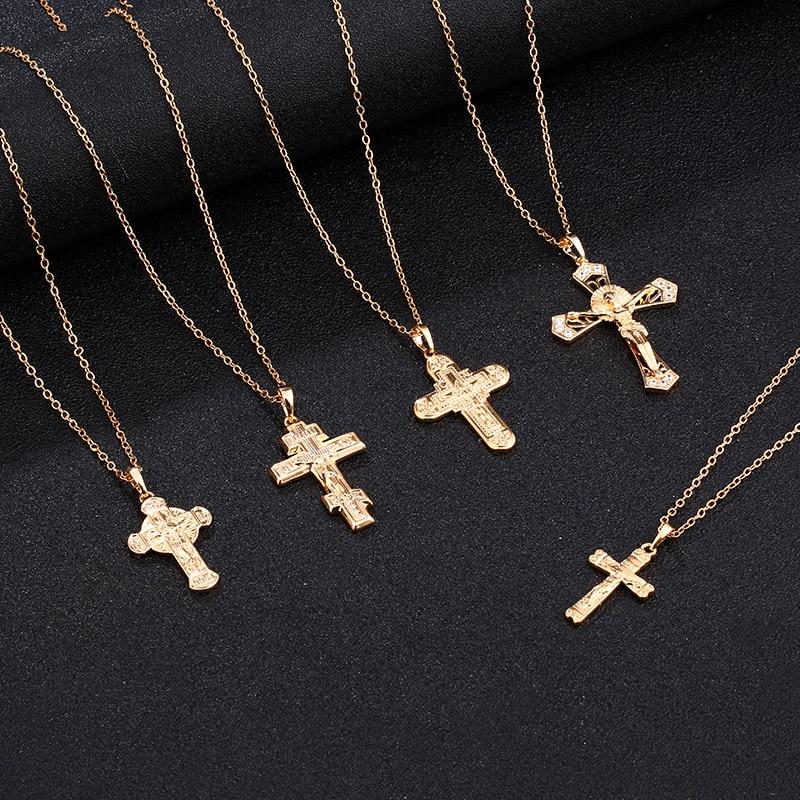 Pastel Colors mini crosses kawaii 50 pcs crosses for Jewelry Making Pastel crosses charms Matte Finish Soft crosses