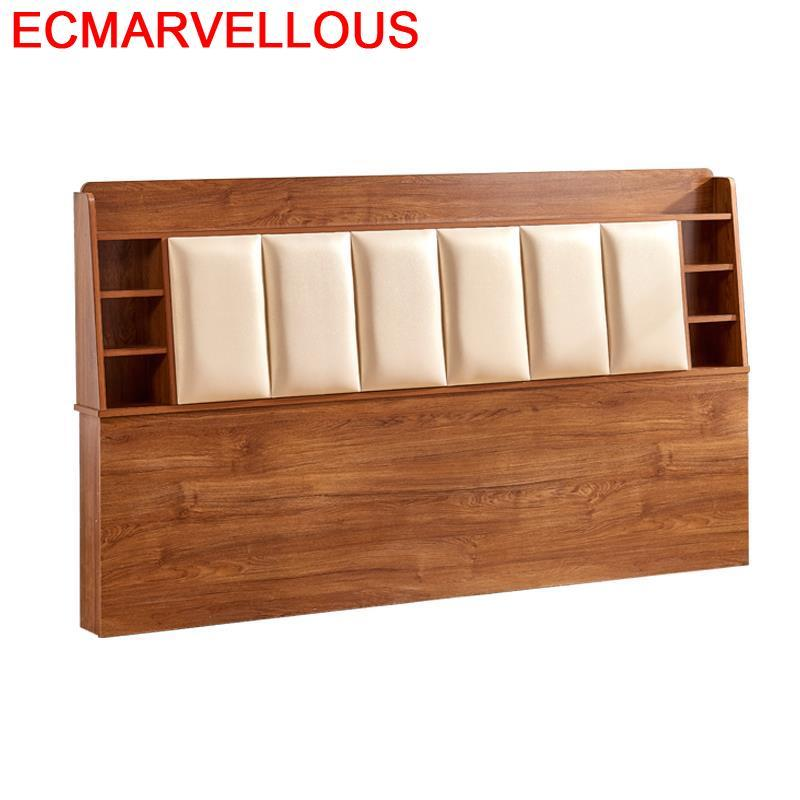 Enfant Wezglowie Modernos Madera T Te Chambre A Coucher Cabezal Coussin Bed Pared Tete De Lit Cabeceira Cabecero Cama Headboard