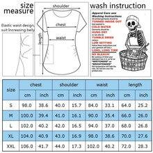 Women Maternity Clothing Pregnant T Shirt Funny Top Cute Baby Print O-Neck Short Sleeve Pregnant Tops Pregnancy Shirt