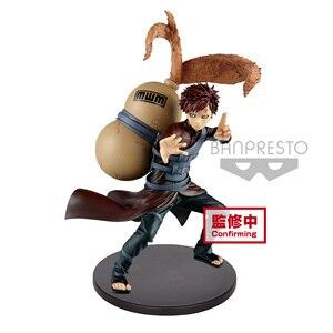 Image 5 - Tronzo Original Banpresto Vibration Stars Naruto Shippuden Naruto Sasuke Kakashi Gaara Battle Ver PVC Action Figure Model Toys