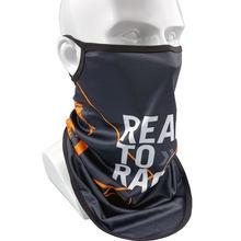 Motocicleta equitação cachecol lenços à prova de vento rosto escudo máscara para ktm pronto para corrida