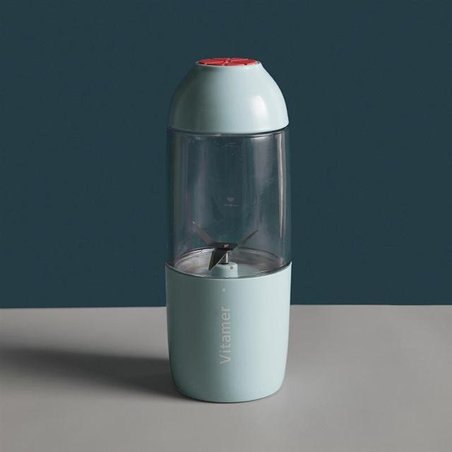 Portable Juicer Blender Rechargeable Electric Smoothie Juicer Bottle Fruit Blender Mixer Mini Cup Maker Fruit Mixing Machine 6