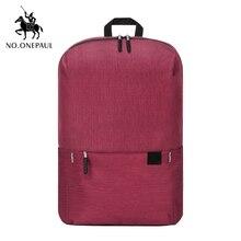 NO.ONEPAUL женские рюкзаки для путешествий рюкзак для ноутбука известный бренд школьный Повседневный mochila женский мини рюкзак