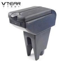 Vdéchirure – accoudoir en cuir pour BYD F0 FO, boîte de rangement, console centrale, accessoires de voiture, accoudoir, pièces intérieures, automobile 2014