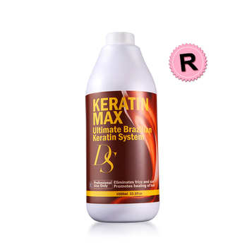 1000ml DS Max Brazilian Keratin Treatment at home 12% Formalin Straightening Resistant Hair at Home 1000ml ds max brazilian keratin treatment 5