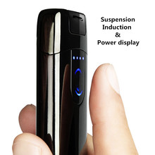 Primo New Dual Arc USB Lighter Rechargeable Electronic Lighter