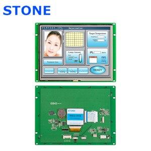 8-дюймовая TFT ЖК-панель с контроллером + RS232/RS485 TTL UART порт для промышленного управления 100 шт