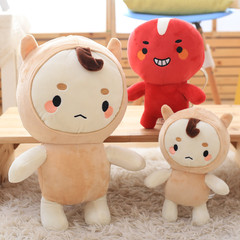 10-40cm Korea Goblin Plush Doll Toy Guardian The Lonely And Great God Soft Stuffed Animal Toy For Kids Girls Lover Birthday Gift