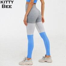 Gym Seamless Leggings Women Fitness Sport Leggings Women Yoga Pants High Waist Gym Leggings Yoga Knitting Tummy Control Leggings