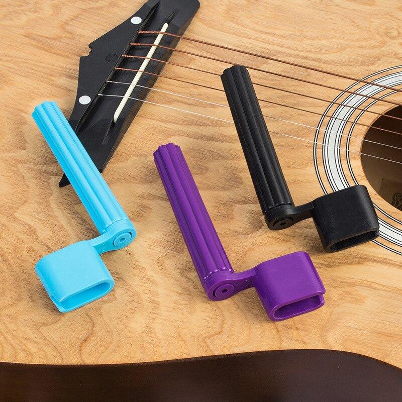 2 në 1 varg kitare kunja e urës heq kunjin tërheqës bas kitarë - Instrumente muzikore - Foto 2