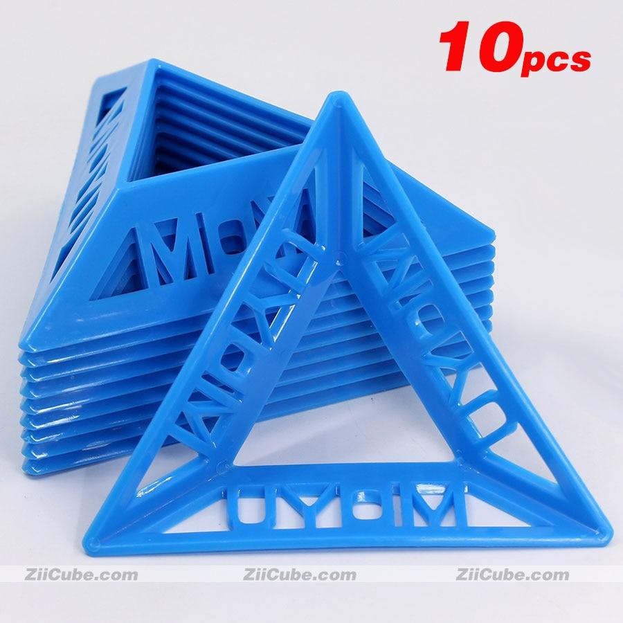 Suporte de cubo mágico, 10 pçs, 2x2