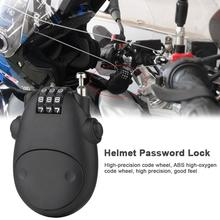 Telescopic Wire Rope Steel Cable Code Lock Anti-theft Safety Lock Bicycle Suitcase Luggage Lock Moto