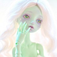 ShugoFairy Pole BJD Dolls Dc 1/4 Resin Model Fashion Figure Toys For Girls Blyth Bjd Dolls