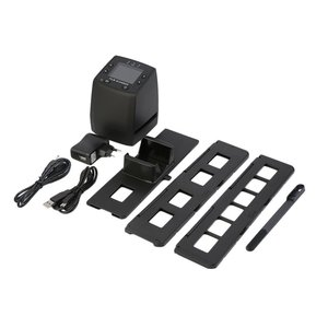 2017 New 5MP 35mm Negative Film Slide Viewer Scanner USB Digital Color Photo Copier With (Only EU Plug)