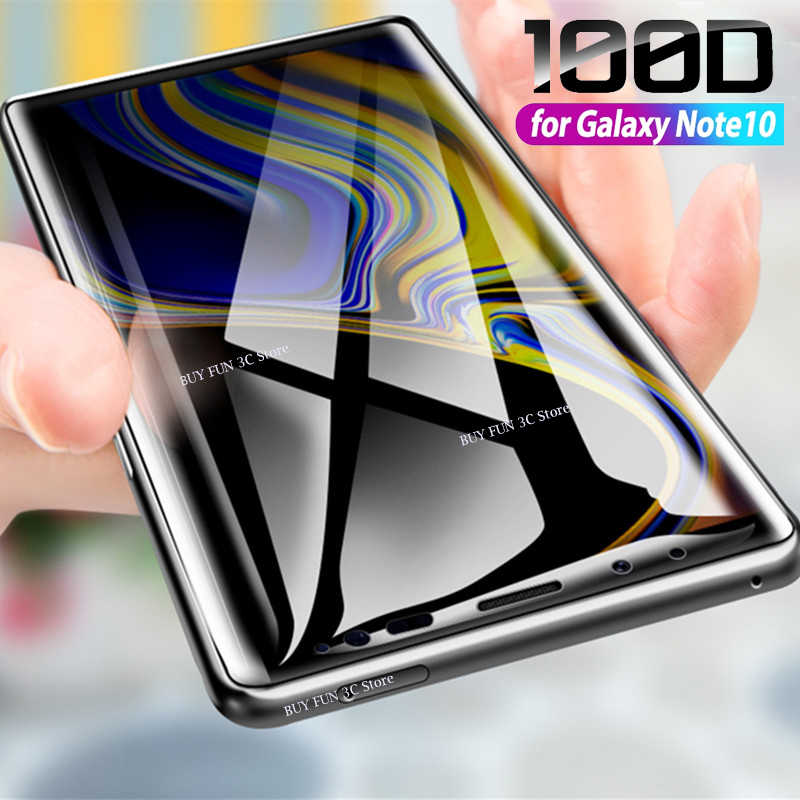 Tempered Glass note9 Screen Protector for samsung galaxy note 9 10 Protective Glas for galaxy note 10 + N960F SM-N960F N960 Film