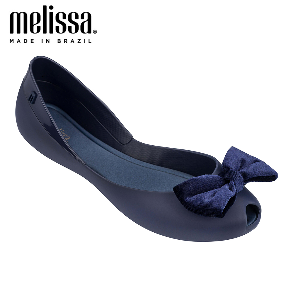 Melissa Queen VII Cloth Bow Women Jelly Shoes Fashion Adulto Sandals 2020 New Women Jelly Sandalias Melissa Female Shoes Adult