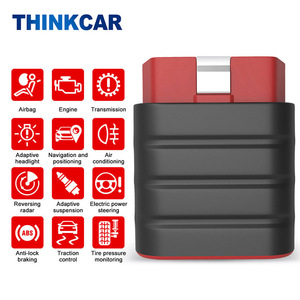 Image 1 - Thinkdriver Automatic OBD2 Scanner Full System Car Diagnostic Tools DPF ABS SAS Reset Code Reader OBD Tester For Cars