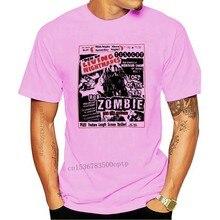 ROB ZOMBIE WOHNZIMMER NIGHTMARES HERREN WEIß T SHIRT SCHOCK ROCK INDUSTRIELLE METALL Kurzen Ärmeln Baumwolle T Shirt