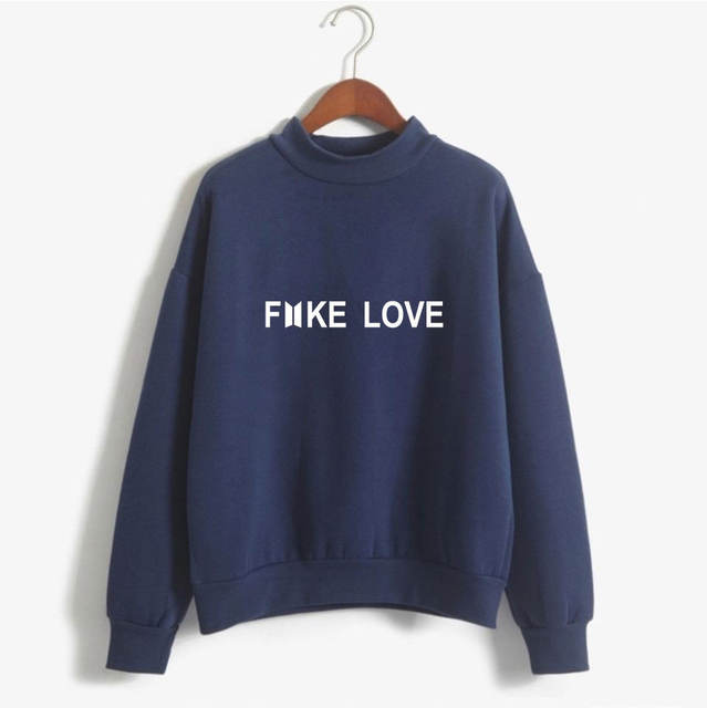FAKE LOVE SWEATSHIRT (25 VARIAN)