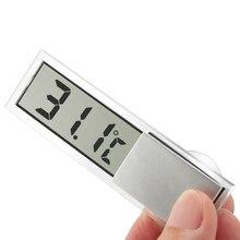 Thermomètre numérique LCD intelligent pour voiture, 1 pièce, accessoire pour kia cerato Stinger rio ceed Sorento Cerato Forte optima soul k3 k5