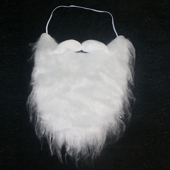 santa claus ride on turkey inflatable costume for christmas halloween cosplay costume for adult father christmas blow up costume Santa's Beard - Christmas Santa Claus Beard Fake Beard On Accessory Costume Kids Toys Toys For Children Christmas Gifts