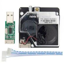Capteur Nova PM SDS011 capteur de haute précision laser pm2.5 capteur de qualité de lair capteurs de poussière Super, sortie numérique