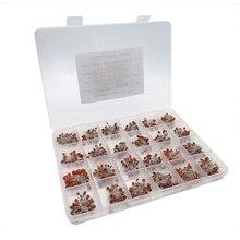 960PCS 24value*40PCS=960PCS 50V Ceramic Capacitor Assorted kit Assortment Set + Box