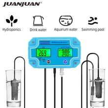 3 in 1 Digital PH EC Temperature Meter Tester PH-2981 High Accuracy Monitoring Equipment Tool Aquarium Water Meter 40%off