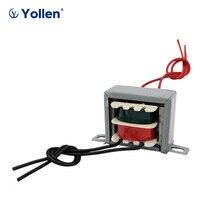 цена на EI 1W 2W WIRE CONNECTION TYPE POWER TRANSFORMER 1VA 2VA VOLTAGE ADJUSTMENT 220V/380V to 6V/9V/12V/15V/18V/24V CAN CUSTOMIZED