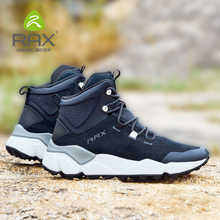 Rax 2020 Winter Newest Hiking Shoes Men Outdoor Sports Snearker for Men Mountain Boot Antislip Warm Snow Boots Waterproof 470 - DISCOUNT ITEM  40% OFF Sports & Entertainment