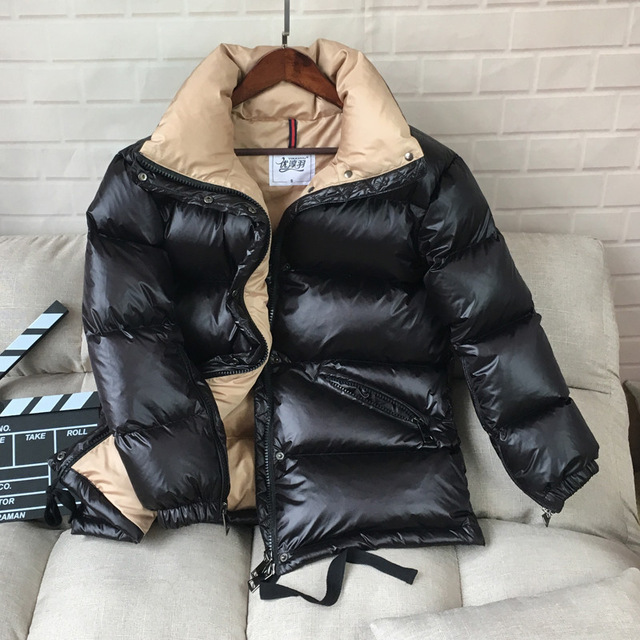 Down Women's Jacket Winter Coat Female Puffer Jacket Korean Thick Duck Down Coat Abrigos Mujer Invierno 2020 Y1802 J2936