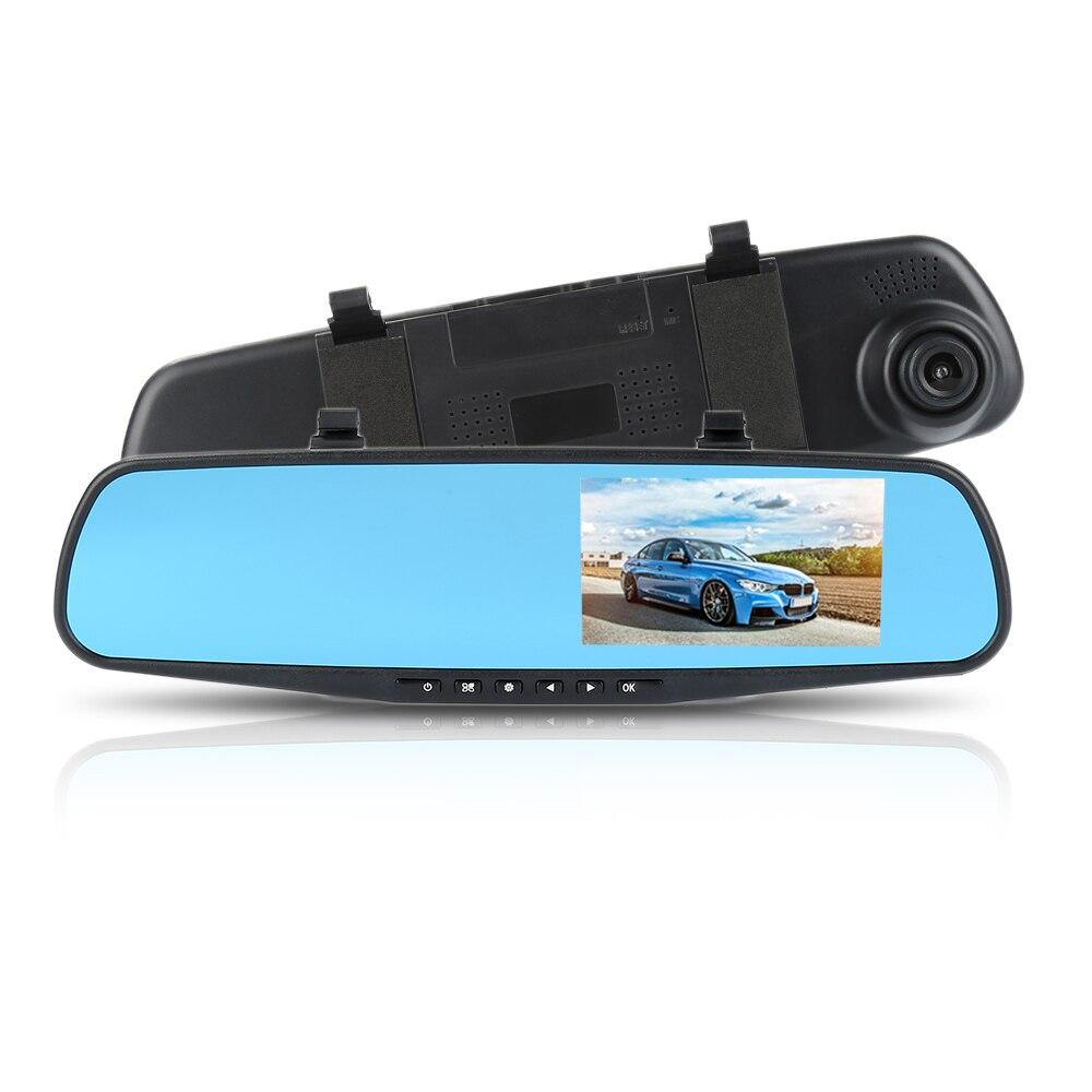Регистратор зеркало с gps трекером запчасти видео регистраторы